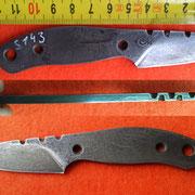 S143, Stahl 1.2003, 4mm stark