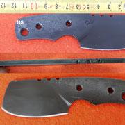 Nr.) B8, Neckknife