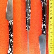Nr.: 9/2014, Küchenmesser, Stahl 1.2008