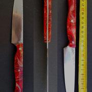 Nr.: 5/2014, Küchenmesser, Stahl 1.2008