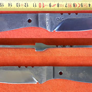 "Nr.)  B36,   "" Tailintegrale Klinge"""