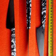 Nr.12-2013  Küchenmesser, Stahl 1.2419,