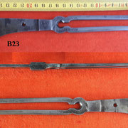 "Nr.) B23,   "" Tailintegrale Klinge"""