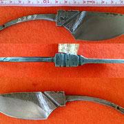 Nr.) D37 Stahl 1.2519, teilintegrierte Bauform