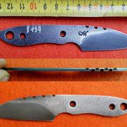 S134, Stahl 1.2842, 2,5mm stark