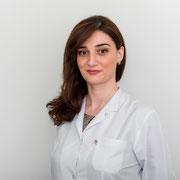 რუსუდან ბეკლაშვილი - ექიმი ლაბორანტი
