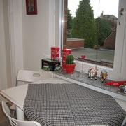 Monteurwohnung 2 Küche 2. Bild