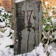 Stein mit Hausnummer 17 in 41569 Rommerskirchen