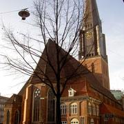 Hauptkirche St.Jacobi Hamburg