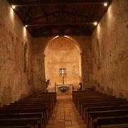 Chapelle près de Belin-Béliet