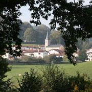 Plerinage près de Saint-Jean-Pied-de-Port
