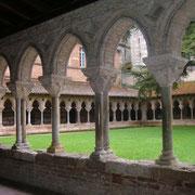 Moissac, L'abbaye Saint-Pierre