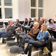 Publikum im Landeshaus