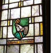Wappen des Klosters Reinfeld
