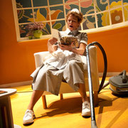 Manon Lafrenière - Oscar - Théâtre de l'Île - 2013 - Photo Marianne Duval