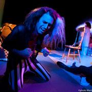 Marc-André Tessier - Monstres sans soucis - Théâtre de Dehors - Photo Théâtre Marianne Duval