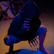 Jennifer Turgeon-Charest - Monstres sans soucis - Théâtre de Dehors - Photo Théâtre Marianne Duval