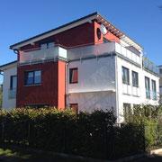 DH in moderner Architektur, München Moosach