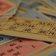 UHU-Lotto, Spielkarten