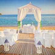 Heiraten auf See: Die besondere Hochzeitsalternative