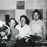 Wolfgang, Martha und Fritz Hönnger jun.