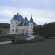Schloß in Frankreich