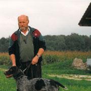 Armin Künzli Schweiz mit Arco von der Hofmark 1994