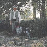 Hegewald 2006 mit Gallo Zeffiro und Karlo von der Hofmark