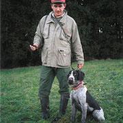 Hegewald 2003 in Oelde mit Sancho del Zeffiro