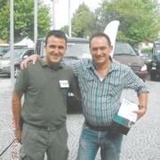 Hegewald 2013 mit Dincer Tutar