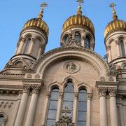 Wiesbaden Russische Kirche   Foto P.Marozau
