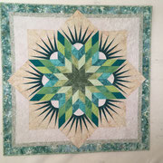 Twinkle Star laura quiltworx pattern