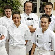 Didier Edon & sa jeune équipe