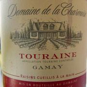 Touraine AOC Gamay