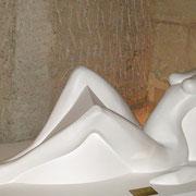 Femme Loire du sculpteur Michel Audiard
