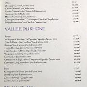 Vins de la Vallée du Rhône