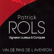 """Coordonnées du vigneron """"curieux"""" de Conques"""