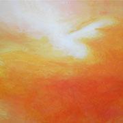 Wandel I, Acryl auf Leinwand, ca. 100x120 cm, 2018