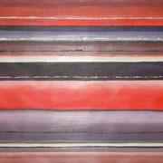 Erinnerung Abendrot, Acryl auf Papier, ca. 60x80cm, Sandra Hosol