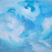 Wandel III, Acryl auf Leinwand, ca. 100x120 cm, 2018