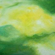 Wandel II, Acryl auf Leinwand, ca. 100x120 cm, 2018