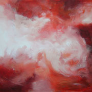 Wandel IV, Acryl auf Leinwand, ca. 100x120 cm, 2018