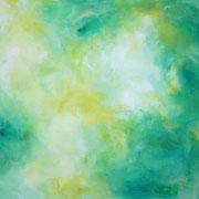 Wandel V, Acryl auf Leinwand, ca. 100x120 cm, 2018