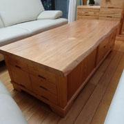老松のセンターテーブル