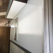 浴室窓交換工事