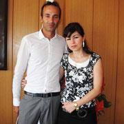 Kasabamız halkından Fatmaların Sadık torunu Ayşe ABTEKİN, Mollaların Mehmet oğlu Nuri AYDOĞAN ile nikahlandı. 29/07/2011