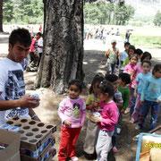 Güney İlköğretim Okulu Horuz Çamlığında Piknik düzenledi.