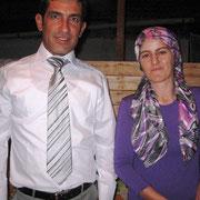 Kasabamız halkından Ömerçavuşların Kamil oğlu Ercan ŞEVK, Karaköy den Biberlerin Mehmet kızı Semihan AKGÜN ile nikahlandı.  22/08/2011