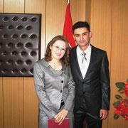 Kasabamız halkından Cohmutların emekli öğretmen Ramazan oğlu Faith BATUR, okul müdürümüz Asım kızı Meltem AKŞİT ile nikahlandı. 13/12/2010
