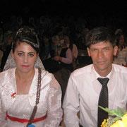 Kasabamız halkından Cıllıların (Değirmenci) İsa oğlu Türkay SAĞLAM, Ağrı ilinden merhum Arif kızı Zeynep HATİPOĞULLARI ile evlendi.  04/08/2010